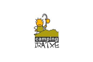 Logo Camping Iratxe 300x200